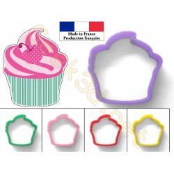 Emporte-pièce Cupcake