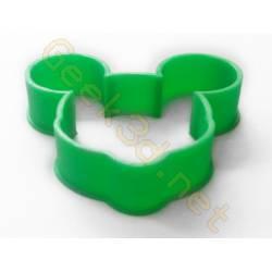 Emporte-pièce Mickey Mouse vert