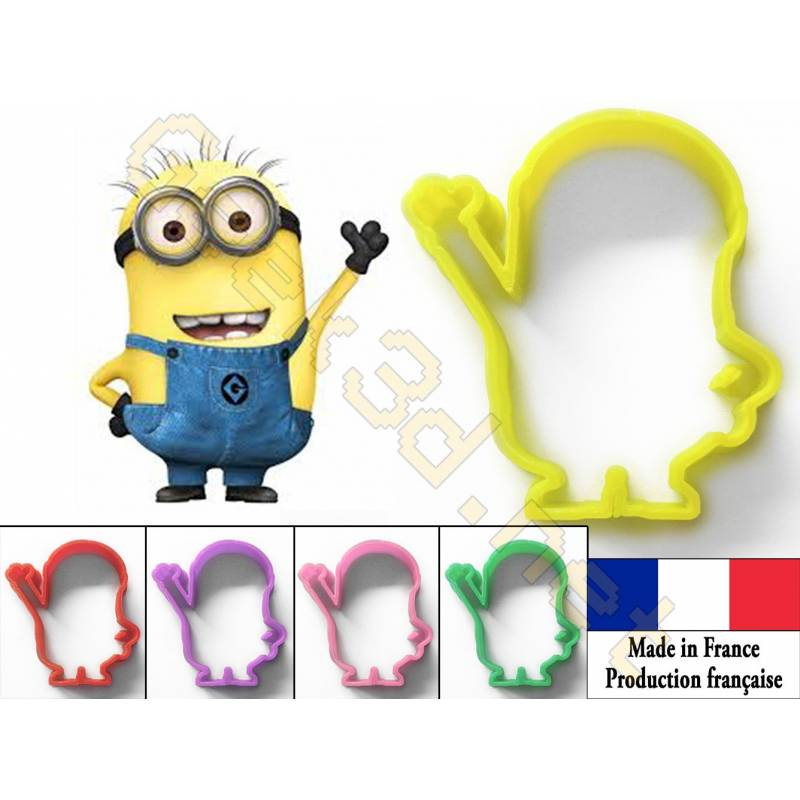 Cookie cutter Minion