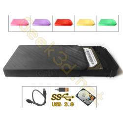 HDD external Hard Drive Disk black