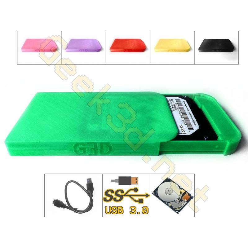 HDD external Hard Drive Disk green