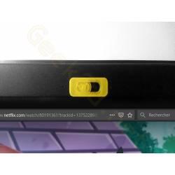 Cache cam Pikachu pokémon - cache webcam original