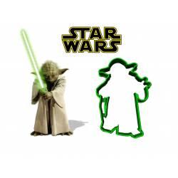 Cookie cutter Yoda Star Wars