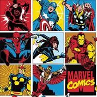 Emporte-pièces Marvel