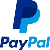 Payment by Paypal accepted